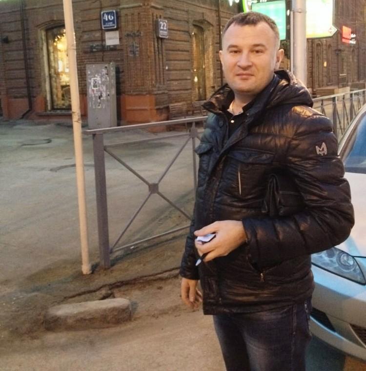 Даже будучи осужденным, Ястрембский активно инициирует судебные процессы. Фото: из личного архива