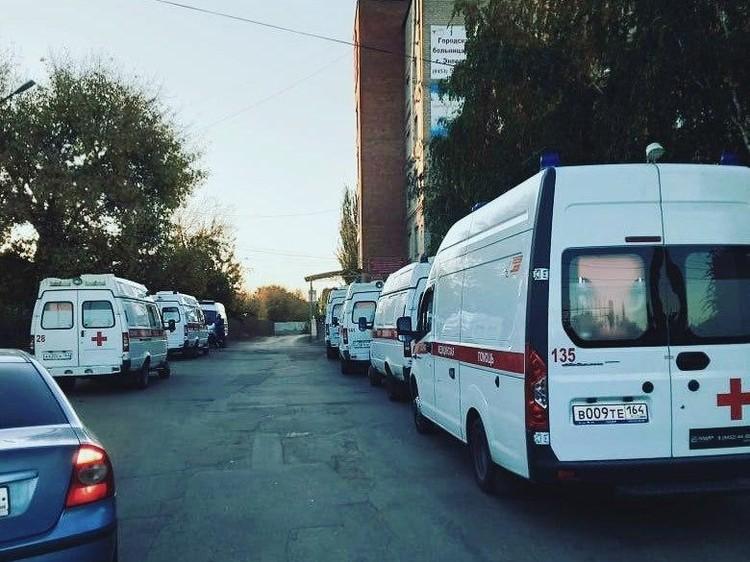 Министр здравоохранения Олег Костин рассказал о госпитализации больных коронавирусом