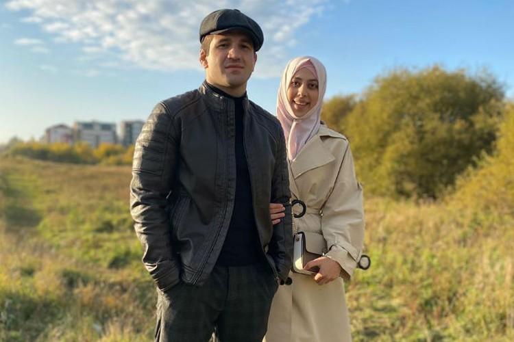 Пара живет в Иркутске всего месяц. Фото: личный архив Дианы Аглаевой.