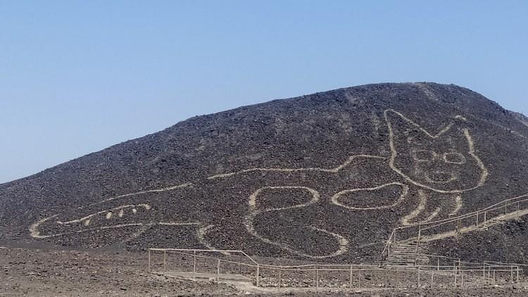 Геоглифы Наски включены в список Всемирного наследия ЮНЕСКО. Фото: министерство культуры Перу
