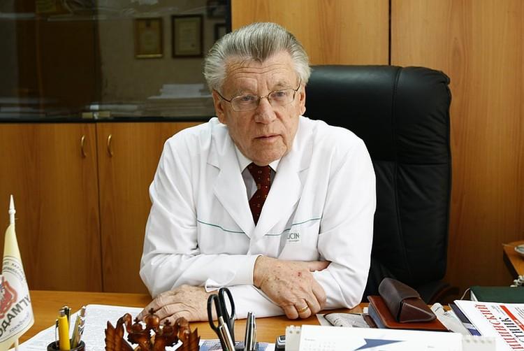 Николай Тарасов ушел на 87-м году жизни. Фото: из архива семьи.