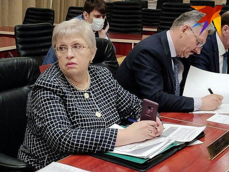 Ольга Кожанова, глава саратовского Роспотребнадзора
