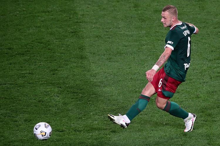 Баринов - главный из молодых российских игроков кандидат на переезд в Европу