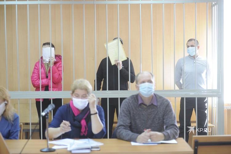 Михаил Иванов не стал прятать лицо в отличие от своих подельников