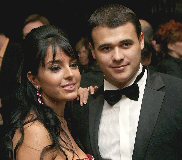 Старшая дочь Лейла была замужем за Эмином Агаларовым, но они развелись. Фото: ИТАР-ТАСС/ Игорь Кубединов
