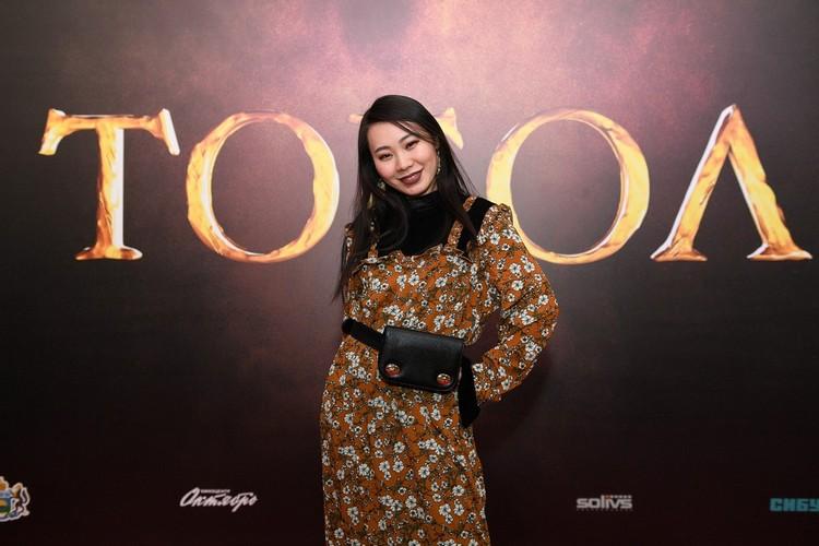 """Ян Гэ стала более популярна в медиапространстве, после участия в шоу """"Голос"""". Фото: tobol-film.ru"""