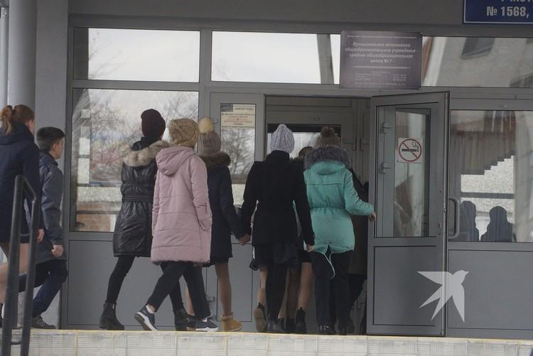 Лишь две школы Екатеринбурга закрыты на карантин. Но из-за ОРВИ, уверяют в мэрии.