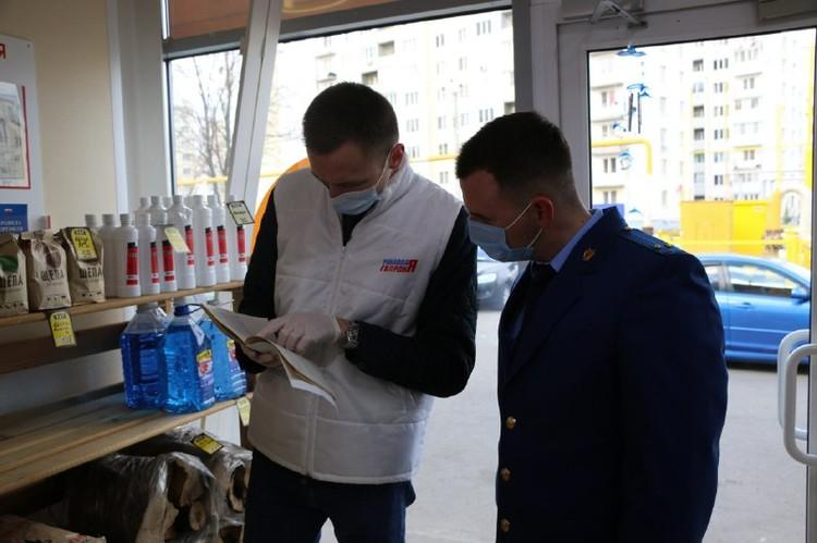 Общественники и полиция выявили нарушения масочного режима в заведении поселка Иволгино