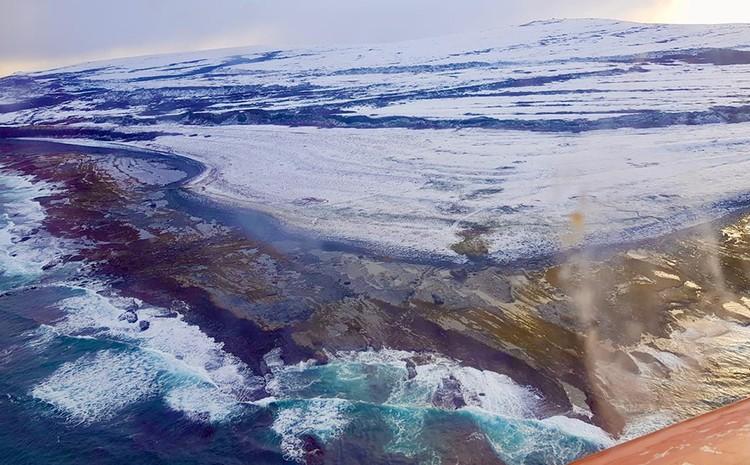 Поисками троих пропавших уже занимаются водолазы. Фото: МЧС по Мурманской области