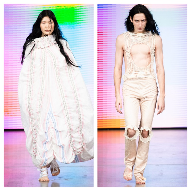 Коллекция бренда о5о. Фото: предоставлено Национальной палатой моды.