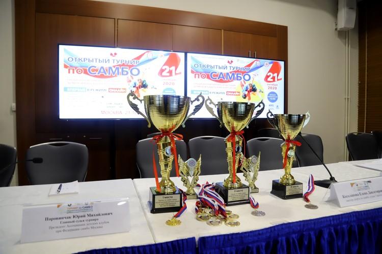 В турнире приняли участие более 200 юных спортсменов
