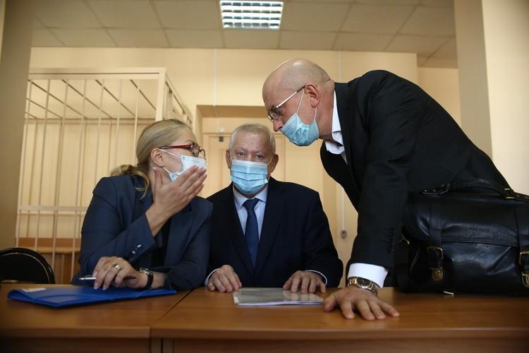 Судебное заседание по делу Евгения Тефтелева пройдет в закрытом режиме
