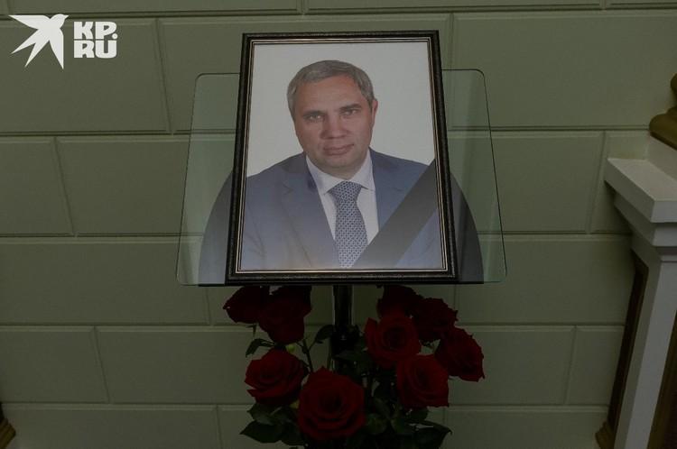 Депутат Александр Петров был застрелен киллером