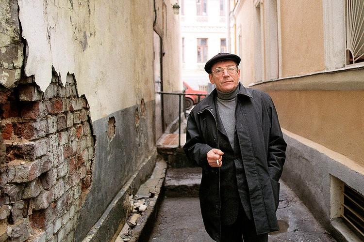 Актер и режиссер Валерия Приемыхов