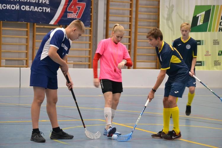 В регионе проходили Всероссийские сельские школьные игры спортивных клубов.  Фото: Правительство Ленобласти