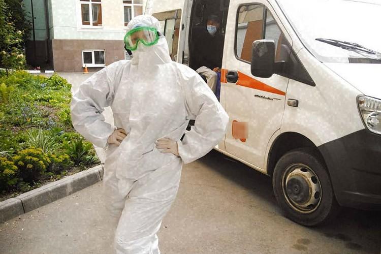 Все лето Тамара была на передовой борьбы с коронавирусом. Фото: соцсети
