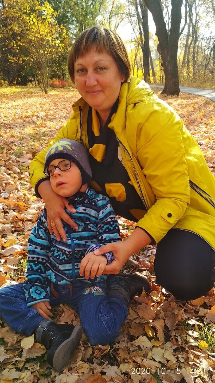 Наталья забеременела после 40 лет, причем сразу двойней