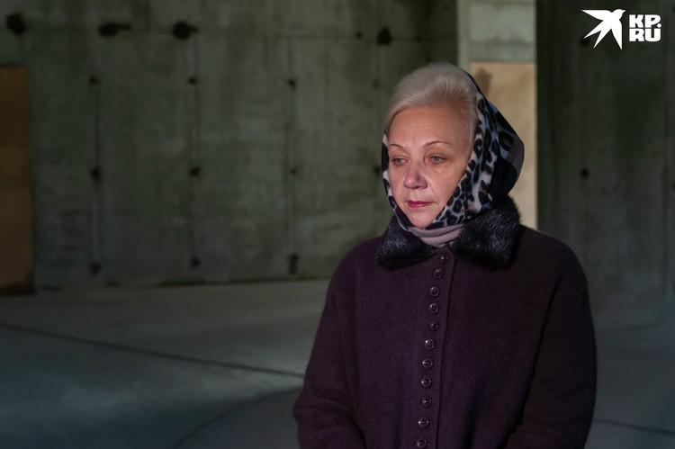 Ирина Захарова потеряла в небе над Синаем дочь.