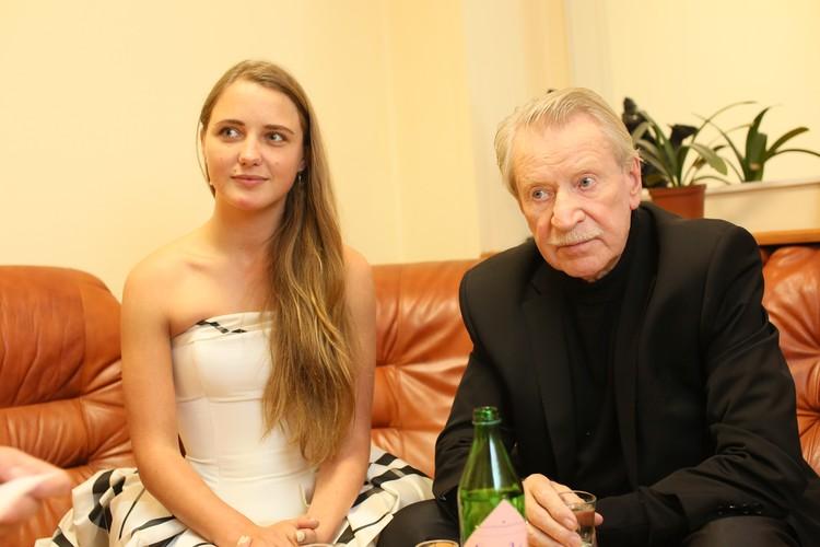 Наталья на 60 лет младше Ивана Краско
