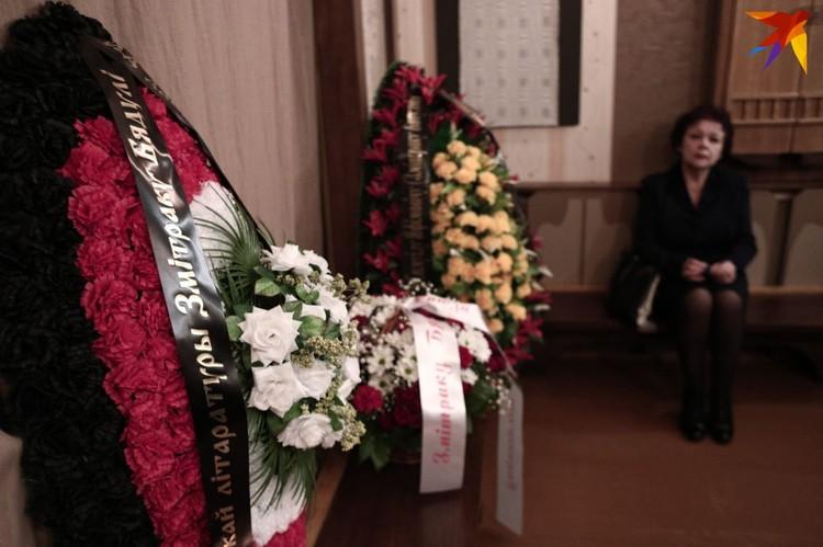 Перезахоронили Змитрока Бядуля на Восточном кладбище. Это не первая попытка вернуть писателя на родину