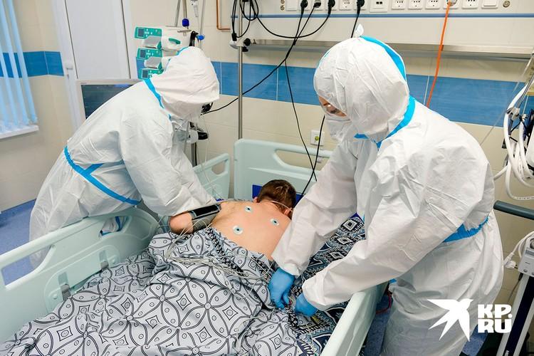 Врачам приходится не только спасать жизни, но и заниматься комплексной реабилитацией пациентов