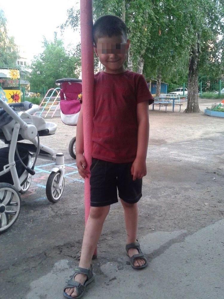 Это Егор незадолго до происшествия (Фото предоставлено родственниками)