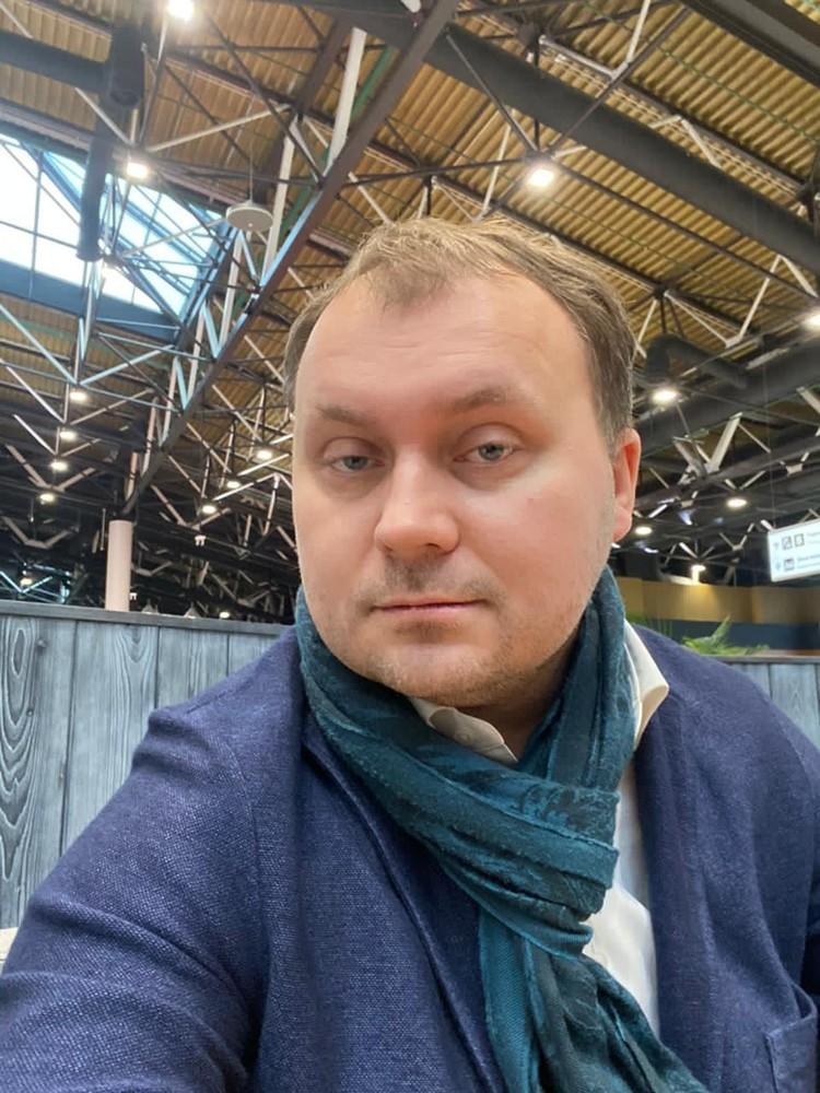Адвокат Андрей Алешкин по пути в белгородское СИЗО.