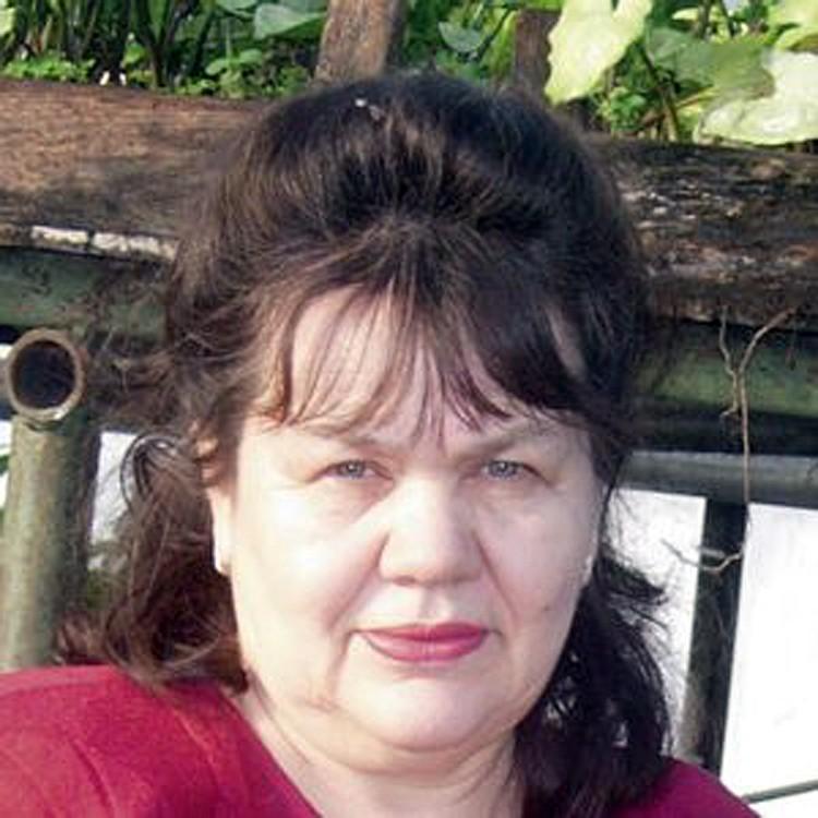 Тамара Теплякова
