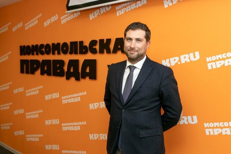 Михаил Фельдман — управляющий партнер ГК «Садовое кольцо» в Башкирии