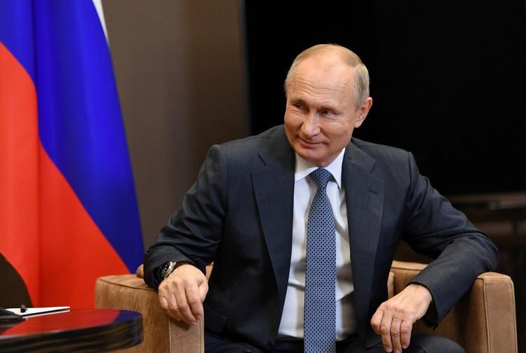 Для Путина на переговорах важны малейшие нюансы, и за этим он тоже следит.