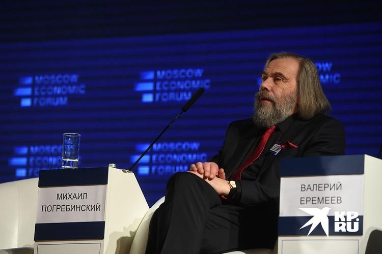 Политолог, директор Киевского центра политических исследований и конфликтологии Михаил Погребинский