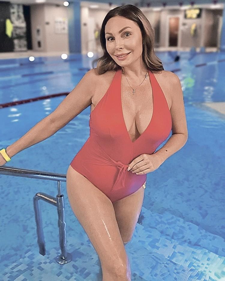 Наталья Бочкарева, -7 кило.