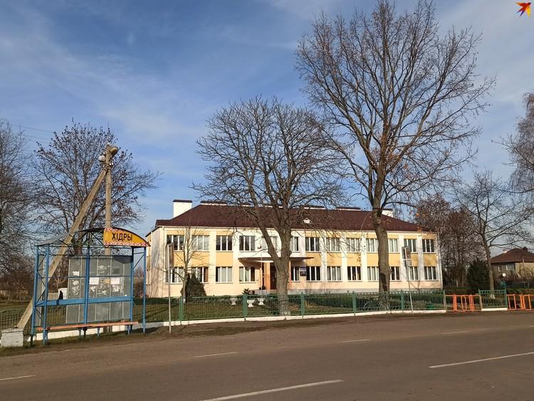 Школа в Хидрах, которую закончил Александр Лискович.