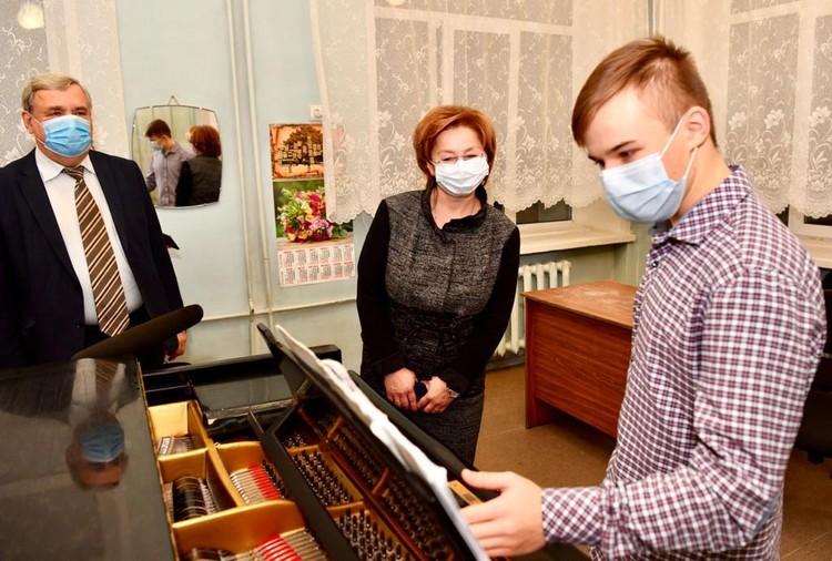 Фото: Пресс-служба министерства культуры РФ