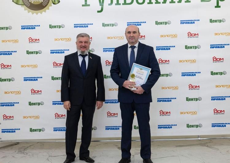 Директор Тульской транспортной компании Олег Хархурин