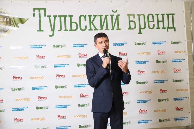 Генеральный директор издательского дома «Дом прессы» Павел Коренюгин