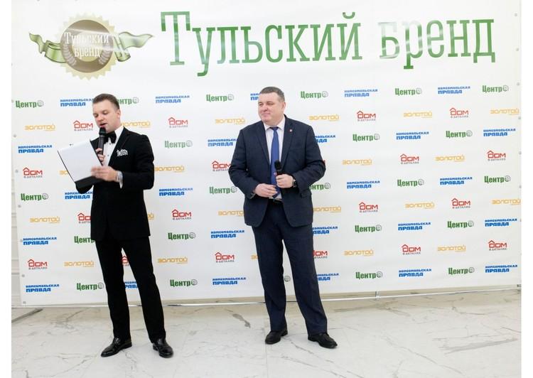 Заместитель главы администрации города Тулы по финансово-экономической политике Илья Беспалов