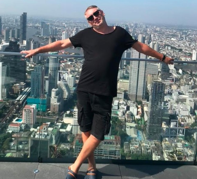 Андрей Слынько прожил в Юго-Восточной Азии четыре года.