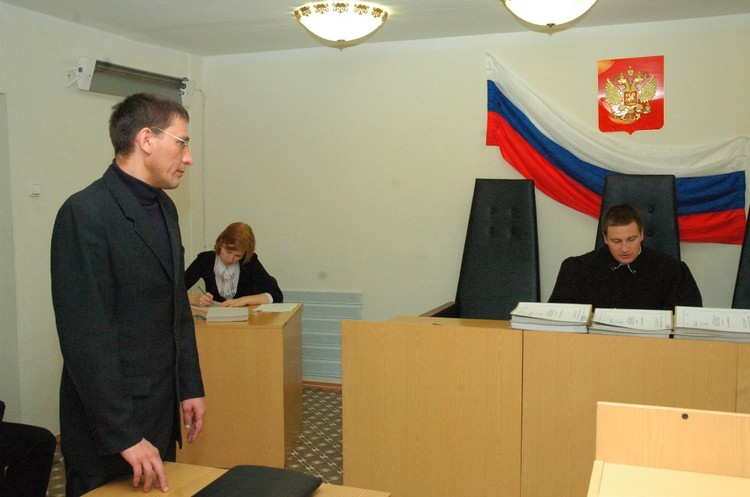 Алексея Швецова приговорили к 4 годам заключения в колонии-поселении.