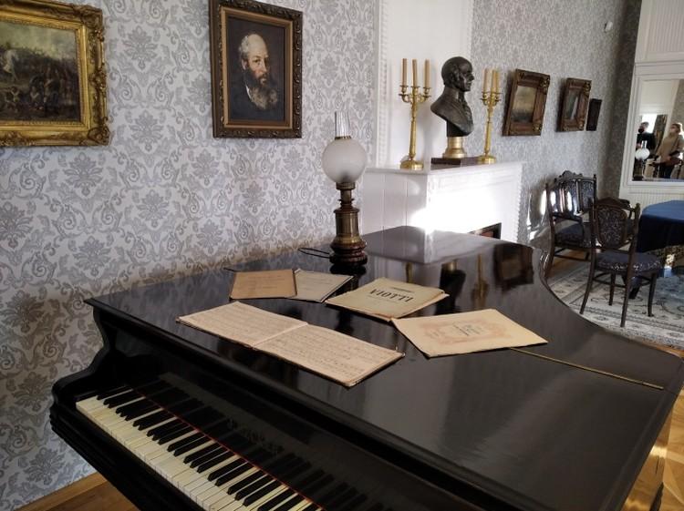 """Сам поэт не играл на музыкальных инструментах, но любил Шопена и """"Лунную сонату"""" Бетховена"""