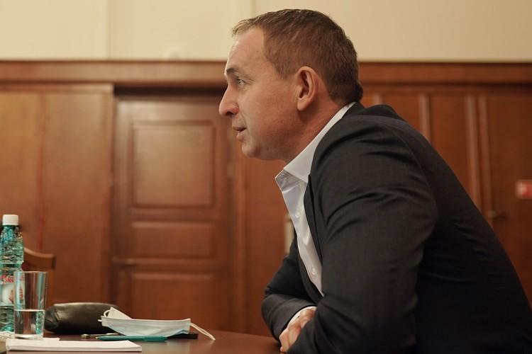Александр Даванков. Фото предоставлено пресс-службой партии «Новые люди».