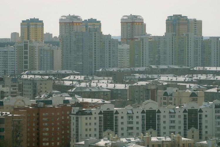 За 25 лет в Екатеринбурге построили 18 миллионов квадратных метров жилья