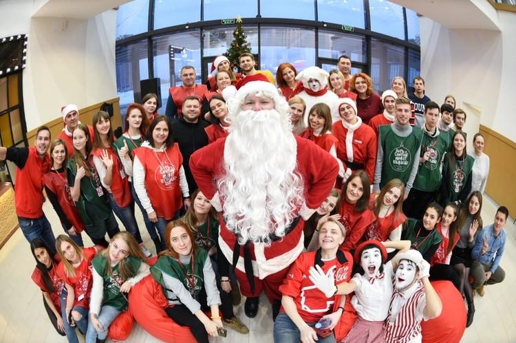 Главная задача Деда Мороза - дарить веру в чудеса