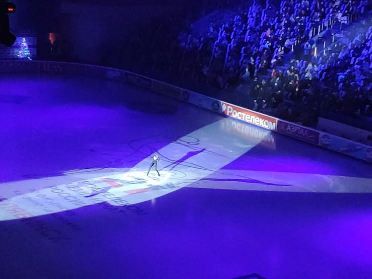 Анна Щербакова показала фееричные прыжки в четыре оборота