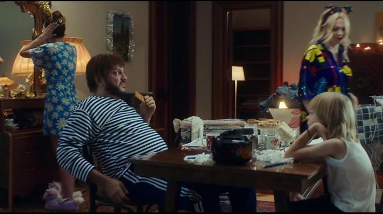 Филипп Киркоров блестяще играет отца героини.