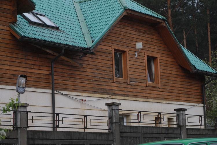 В резиденции изъяты документы финансовой и хозяйственной деятельности компаний, подконтрольных Быкову.