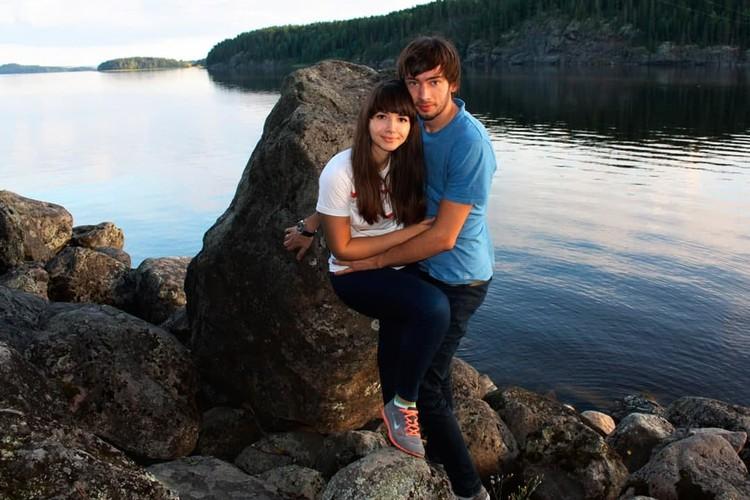 Супруги много путешествовали по миру