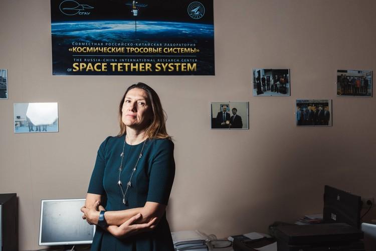 Ольга Старинова рассказала о перспективных работах научной группы