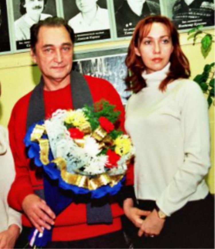 Дочь Ирина вслед за отцом стала актрисой и пришла работать в Театр имени Станиславского. Фото: Анатолий ЛОМОХОВ/GLOBAL LOOK PRESS