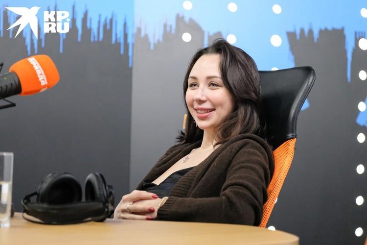 Фигуристка призналась, что в Петербурге ей очень комфортно.